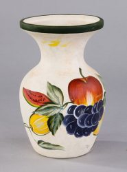 HC 2801 Kézzel festett kerámia váza