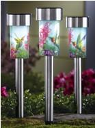 Polymobil - SL-2207-3D szolár kerti lámpa (1 db)