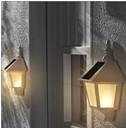 Polymobil - SL-8008 Szolár fali lámpa